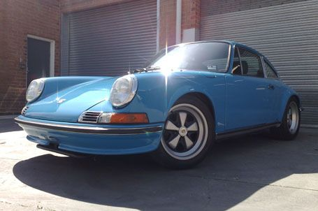 1989 3.2 Carrera back date to early S style