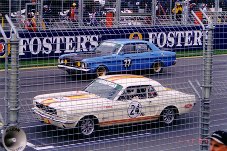 Mustang Race Photos