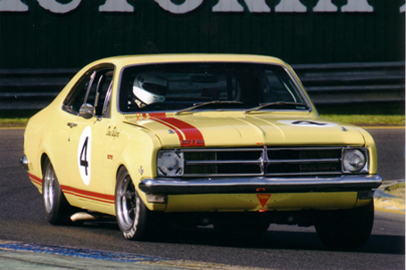 Monaro Race Photos